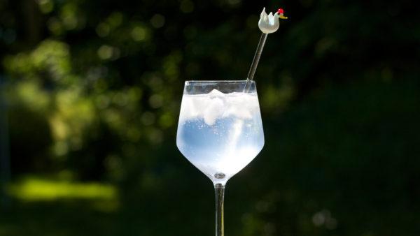 L'autre fameux coktail à base de pisco: le Chilcano, proche du Gin tonic. Crédit: Björn Olsson