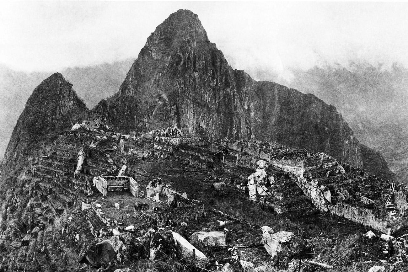 Macchu Picchu - Bingham
