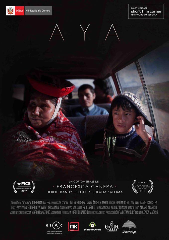 Festival de cinéma péruvien de Paris 2017